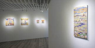 Mazatake Kozaki, installation view