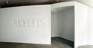 """David Abir's """"RELIEF"""", installation view"""