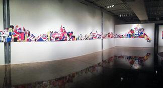 Jason Willaford : Vinyl Exposed, installation view