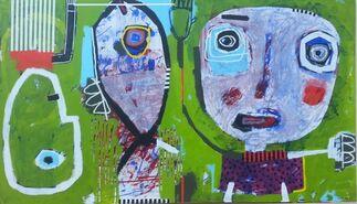 Ilana Gal - Colorfulness, installation view