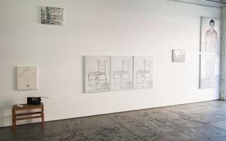 Graeme Mitchell / Detached Pictures, installation view