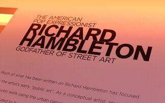 Richard Hambleton, La Cantine du Faubourg, installation view