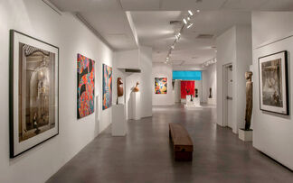 FACE2FACE : Contemporary and Tribal Art Engage, installation view