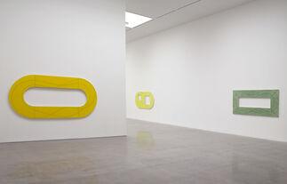 Robert Mangold, installation view