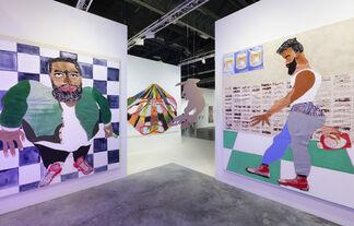 Pilar Corrias Gallery at Art Basel in Miami Beach 2017, installation view