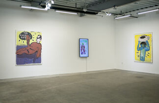 Kate Groobey / The Good Life, installation view