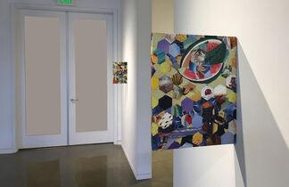 Tony Berlant: High Ground, installation view