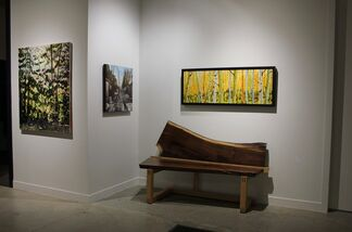 Kari Duke & Tom Gale, installation view