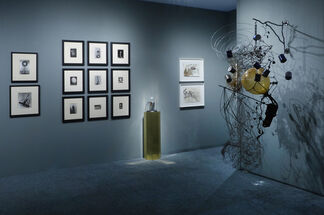 Pavel Zoubok Gallery at ADAA: The Art Show 2015, installation view