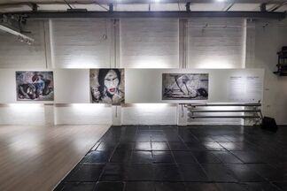 """""""Amour Toxique"""", installation view"""
