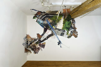 Jennifer Williams: The High Line Effect, installation view
