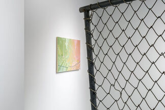 FORK IN THE ROAD, installation view
