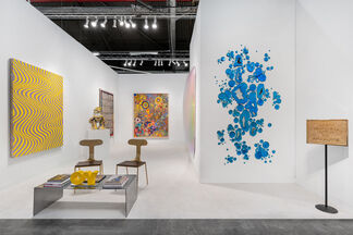 Gavlak at The Armory Show 2020, installation view