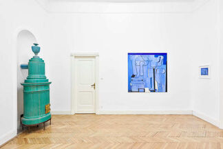 Memory of Movement, installation view