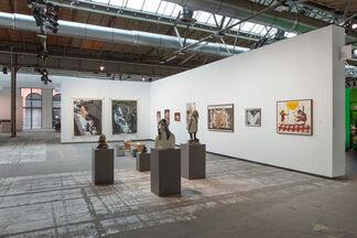 Galleri Magnus Karlsson at Art Berlin 2017, installation view
