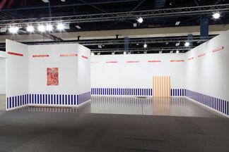 Bortolami at Art Basel in Miami Beach 2014, installation view
