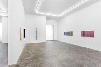 Brian Wills: Line + Light, installation view