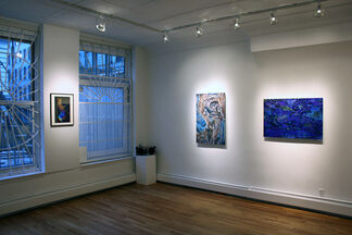 GOWANUS: OFF THE WATER'S SURFACE, installation view