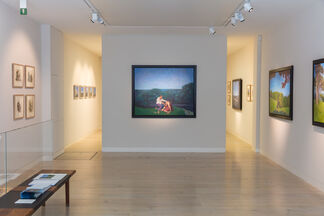 Colin Watson - The Presence, installation view