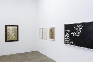 Werke 1948 - 1960, installation view