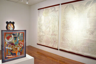 JONATHAN HAMMER: Blindness and Sight, installation view