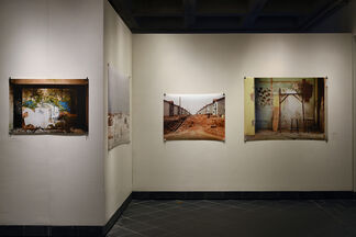 The Past is a Foreign Country, installation view
