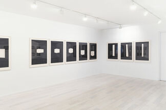 Roden Crater and First Light Aquatints, 1984-1990, installation view