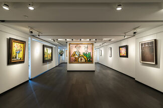 French Maze - A Selection of French Masters, installation view