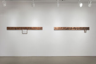 Want, installation view