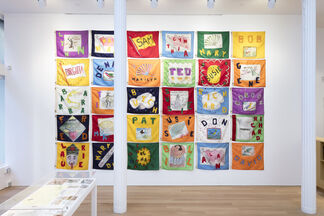 Ree Morton: Something in the Wind, installation view