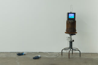 The Internet Archive's 2018 Artist In Residence Exhibition, installation view