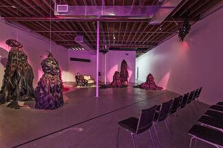 Nicholas Hlobo: Intethe (Sketch for an Opera), installation view