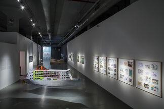 HARBOR, installation view