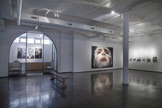 Santiago Ydañez: Myself and Others, installation view