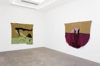 Diedrick Brackens: unholy ghosts, installation view