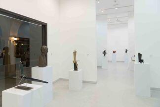 A Vista on Sculpture, installation view