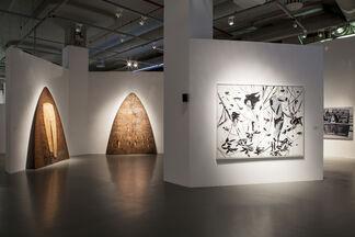 İnci Eviner Retrospective: Who's Inside You?, installation view