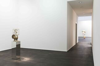Light, measured. One soon gets used to it, installation view
