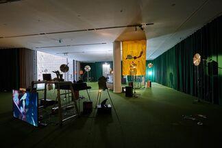 Yangachi - When Two Galaxies Merge, installation view