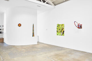Surface of a Sphere, installation view