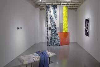 """Travis Boyer """"Do we agree?"""", installation view"""