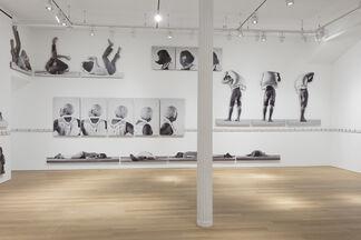 Jonathas de Andrade: Eu, mestiço, installation view