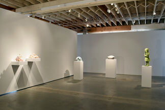 Form Over Function: Ceramic Sculptures by Andrew Casto, Steven Young Lee, Jeffry Mitchell, Zemer Peled, Kim Simonsson and Dirk Staschke, installation view