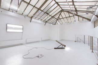 Solo show VALENTIN RUHRY, installation view