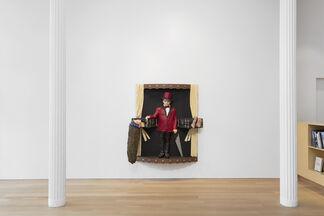 John Ahearn / Rigoberto Torres, installation view