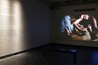 Among the Unburied, installation view