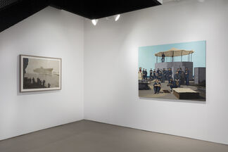 The Sea Cook, installation view