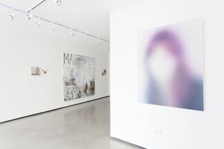 Contemporary Visions III, installation view