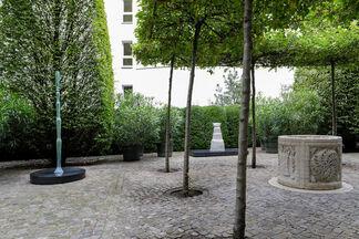 Pleasure Garden, installation view