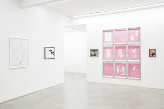 Whispers, installation view